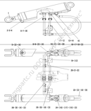 LIFT ARM CYLINDER ASSEMBLY