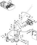 15E0665(D)   MAIN HYDRAULIC SYSTEM(D)