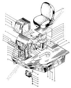 Z30.16M КАБИНЫ (2) (ZLM30-5)