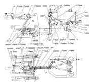 Z50E.34F Рабочая гидросистема
